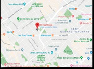 Clic Google Map on