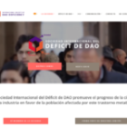 The International Society of DAO Deficiency estrena nueva web: benefíciate de sus novedades