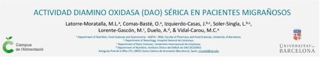 Actividad-de-DiaminoOxidasa-(DAO)-sérica-en-pacientes-migrañosos