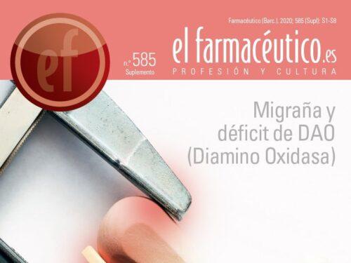 Migraña y déficit de DAO – el farmacéutico.es